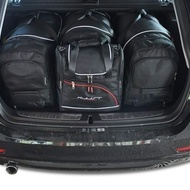 BMW Seria 3 touring 2012+ Set 4 bagaje