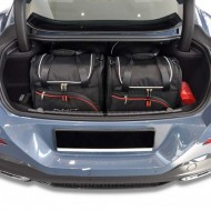 BMW Seria 8 coupe 2018+ + Set de 5 bagaje