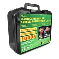 Cabluri pornire auto RoGroup, cu LED integrat, 1000A