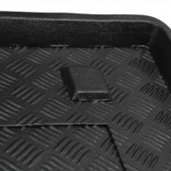 Covoras tavita portbagaj Negru pentru Renault KOLEOS I (2008-2016)