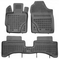 Covorase Presuri Auto din cauciuc pentru Toyota YARIS III 2014 -