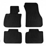 Covorase Presuri Auto Negru din Cauciuc pentru BMW X1 (F48) 2015- pentru BMW X2 (F39) 2017-
