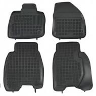 Covorase Presuri Auto Negru din Cauciuc pentru HONDA Civic Hatchback 01/2006-2012