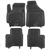Covorase Presuri Auto Negru din Cauciuc pentru Suzuki Swift V (2017-)