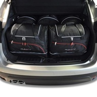 JAGUAR F-PACE 2015+ CAR BAGS SET 5 PCS