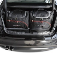 JAGUAR XF LIMOUSINE 2015+ CAR BAGS SET 4 PCS