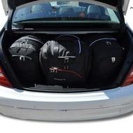 Mercedes Benz C Limuzina 2006-2014, Set de 4 bagaje
