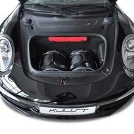 PORSCHE 911 CARRERA 4 2012-2015 CAR BAGS SET 2 PCS