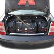 SKODA SUPERB LIMOUSINE 2001-2008 CAR BAGS SET 5 PCS