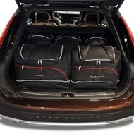 VOLVO V90 2016+ CAR BAGS SET 5 PCS