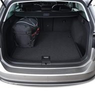 VW GOLF VARIANT 2013+ CAR BAGS SET 5 PCS