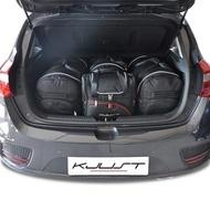 KIA CEE'D HATCHBACK 2012-2018 CAR BAGS SET 4 PCS