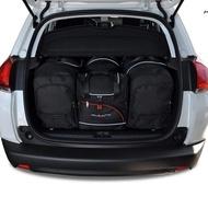 PEUGEOT 2008 2013+ CAR BAGS SET 4 PCS