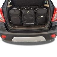 OPEL MOKKA / MOKKA X 2012+ CAR BAGS SET 3 PCS