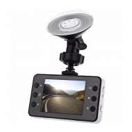 Camera auto DVR full HD, 1080P, Siegbert, 2.4 inch display, 2 Led-uri pentru night vision