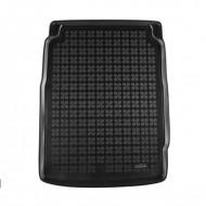 Covoras tavita portbagaj negru pentru BMW 5 (F10) Sedan 2010-