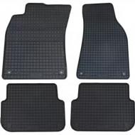 Covorase Presuri Auto Negru din Cauciuc pentru AUDI A6 C6 Sedan pentru AUDI A6 4F (2004-2006) A6 Avant (2004-2006)