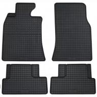 Covorase Presuri Auto Negru din Cauciuc pentru MINI One Cooper II R56 R57 (2006-2013)