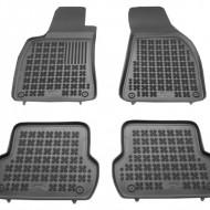 Covorase Presuri Auto Negru din Cauciuc pentru SEAT Exeo 2008- Floor mat