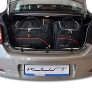DACIA LOGAN LIMOUSINE 2012+ CAR BAGS SET 5 PCS
