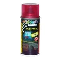 DUPLICOLOR Auto Color Spray transparent rosu -150ml cod 648908