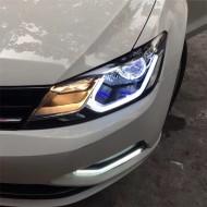 Lumini auto 2 in 1 - DRL/ Semnalizare