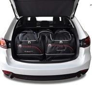 MAZDA 6 KOMBI 2012+ CAR BAGS SET 5 PCS
