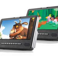 Nextbase NB9D-CAR Sistem dual multimedia pentru tetiere