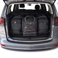 OPEL ZAFIRA 2011+ CAR BAGS SET 4 PCS