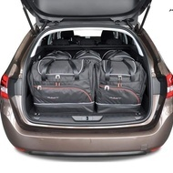 PEUGEOT 308 SW 2014+ CAR BAGS SET 5 PCS