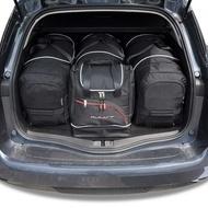 Renault Megane GrandTour 2016+ Set de 4 bagaje