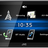 "Sistem multimedia 6.8"" JVC KWM25BT"