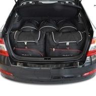 SKODA OCTAVIA LIFTBACK 2013+ CAR BAGS SET 5 PCS