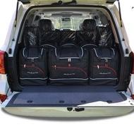Toyota Land Cruiser MPV 2010-2017, Set de 6 bagaje