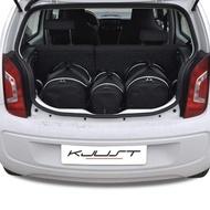 VW UP! 2011+ CAR BAGS SET 3 PCS