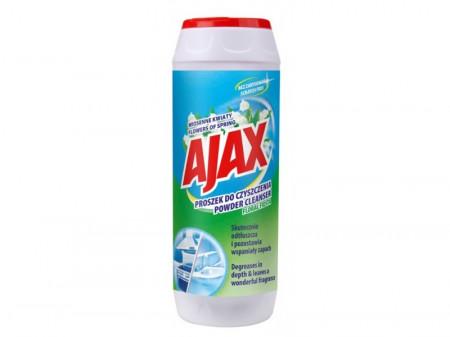 Ajax Flori de Primavara pudra degrasanta de curatat 450g