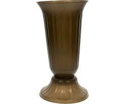 Vaza plastic 38cm