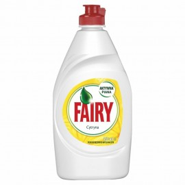 Detergent vase FAIRY 450 ml, Lemon