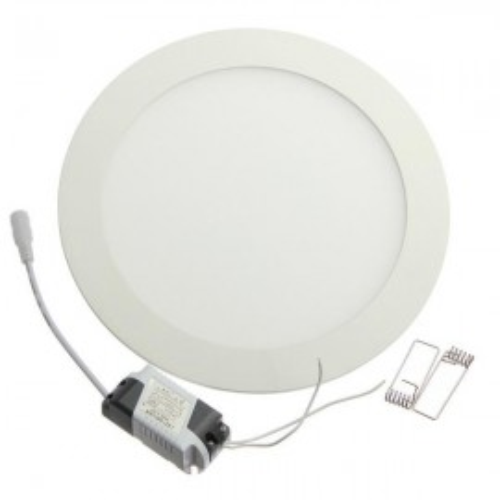 Panou LED Incastrabil rotund 3W