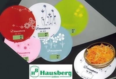 Cantar digital de bucatarie Hausberg HB-6010