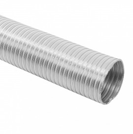 Tub flexibil aluminiu D100/D110 3metri