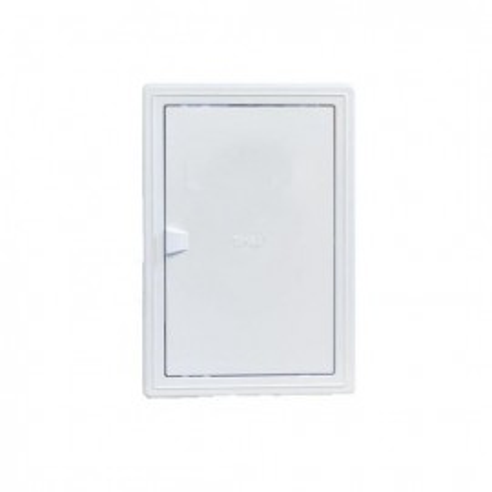 Usita de vizitare plastic 150x150mm, 200x200mm, 200x250mm