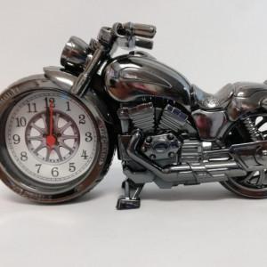 Ceas de masa Motocicleta -Silver