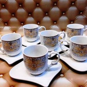 Set cesti cafea 12p