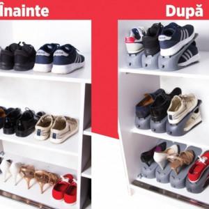 Suport organizator pantofi