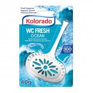 Odorizant WC cu suport Kolorado 40g
