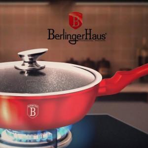 Tigaie cu capac 24cm Berlinger Haus BH-1259N