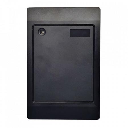 Cititor de carduri RFID cu dubla frecventa E-LOCKS, negru, plastic, IP65, model KR400ME