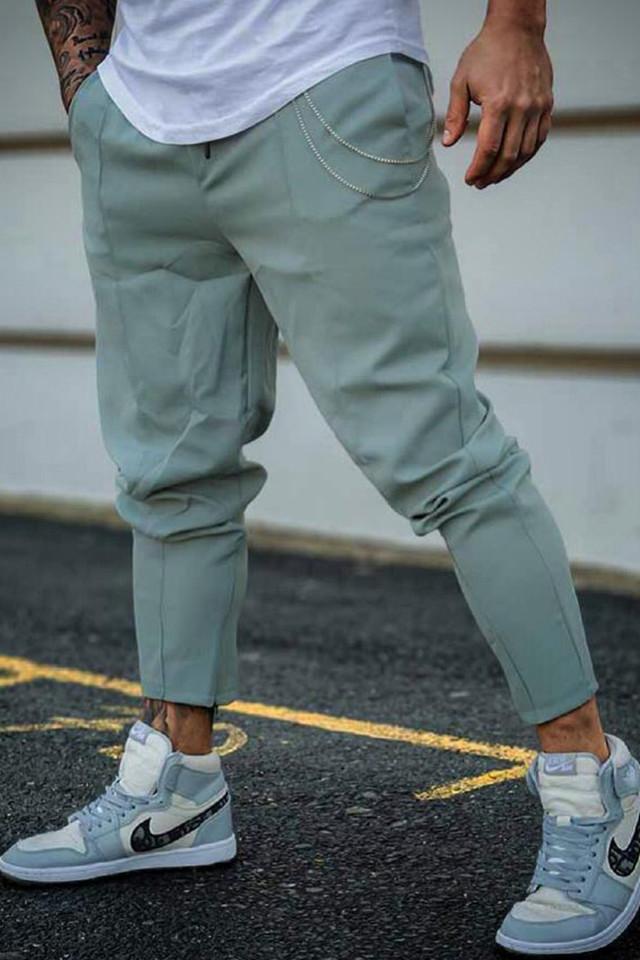 Pantaloni CH Gri Verde