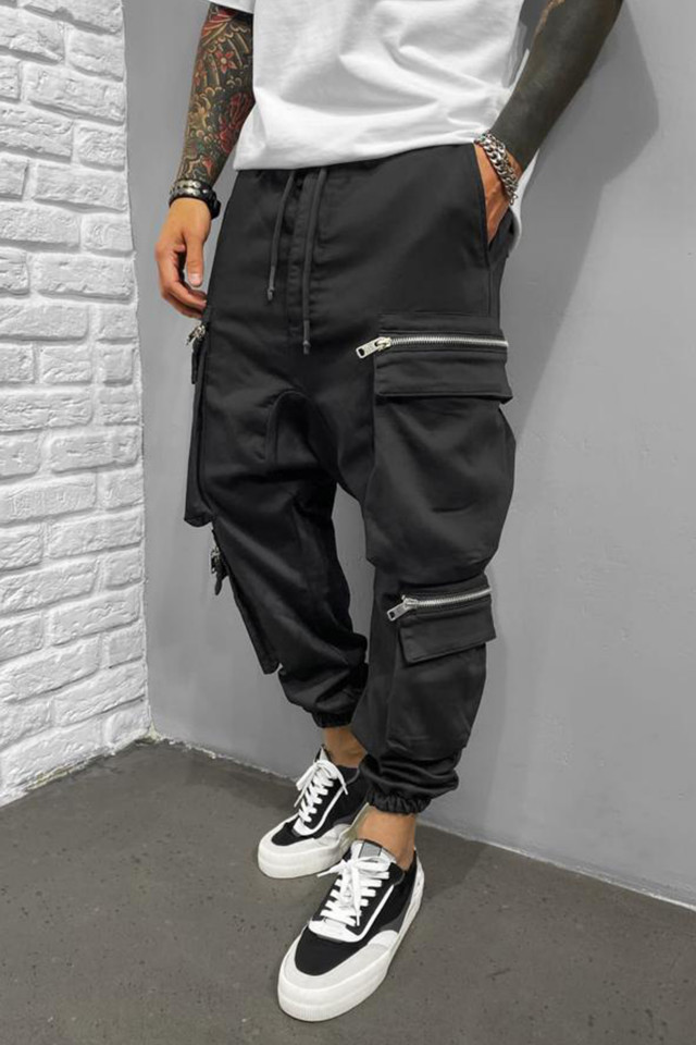 Pantaloni cu tur lasat 2021 cod 15234